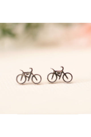 Bike Earrings - Fierce Finds Mobile Boutique  - 1