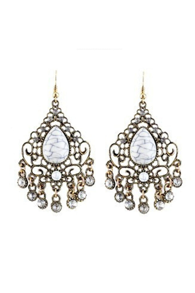 Chandelier Drop Earring - Fierce Finds Mobile Boutique  - 1
