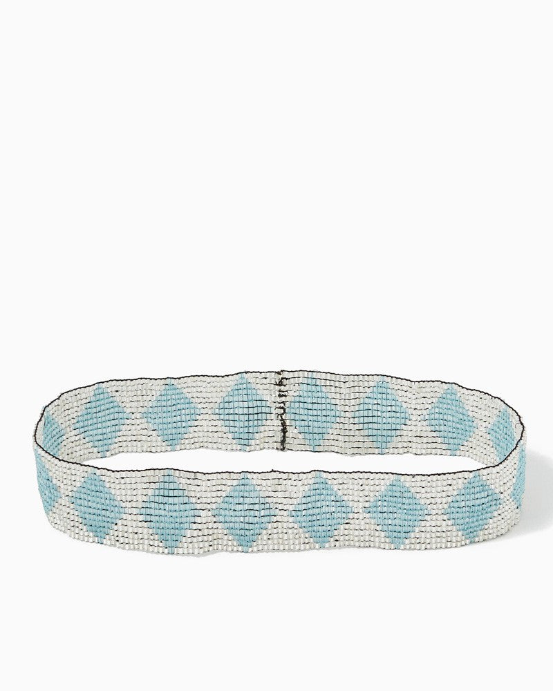 Handcrafted Beaded Headband - Fierce Finds Mobile Boutique  - 2