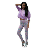 Lavender Scuba Top - Fierce Finds Mobile Boutique  - 10