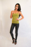 Green Cami Top - Fierce Finds Mobile Boutique  - 4