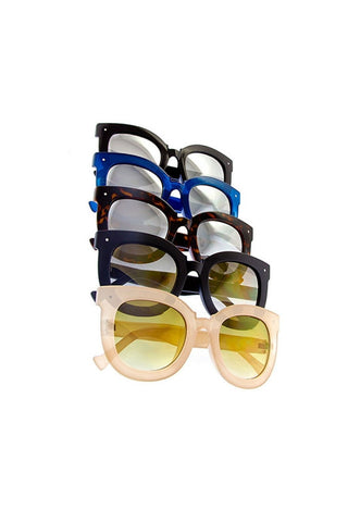 Fleeky Nerd Sunglasses-Sunglasses-Fierce Finds Mobile Boutique