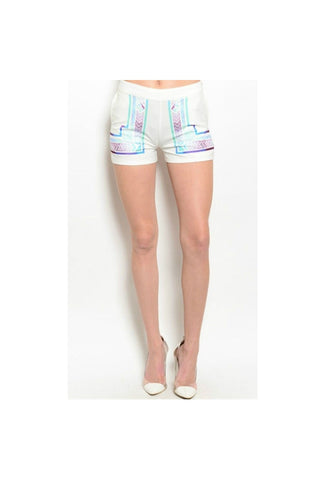 Go My Way Shorts - Fierce Finds Mobile Boutique  - 1