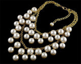 Layered Pearl Necklace - Fierce Finds Mobile Boutique  - 5