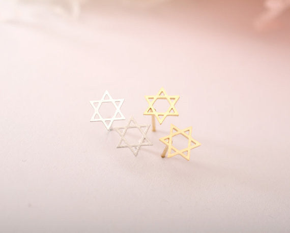 Star Earrings - Fierce Finds Mobile Boutique  - 2