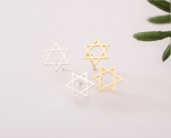Star Earrings - Fierce Finds Mobile Boutique  - 3