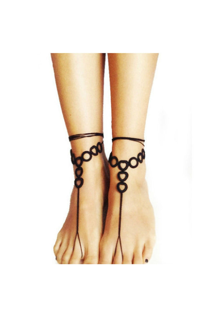 Handcrafted Barefoot Sandals - Fierce Finds Mobile Boutique  - 1