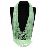 Handcrafted Multi-Strand Necklace - Fierce Finds Mobile Boutique  - 1