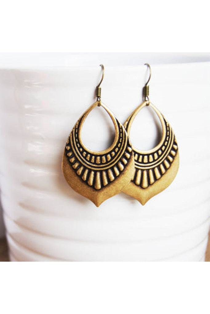 Handcrafted Tribal Earrings - Fierce Finds Mobile Boutique  - 1