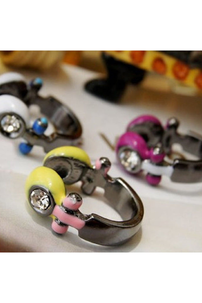 Headphone Ring-Ring-Fierce Finds Mobile Boutique