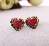 Polka Dot Hearts - Fierce Finds Mobile Boutique  - 11
