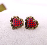 Polka Dot Hearts - Fierce Finds Mobile Boutique  - 10