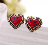 Polka Dot Hearts - Fierce Finds Mobile Boutique  - 7