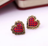 Polka Dot Hearts - Fierce Finds Mobile Boutique  - 6