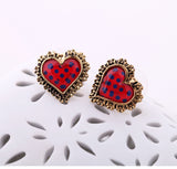 Polka Dot Hearts - Fierce Finds Mobile Boutique  - 5