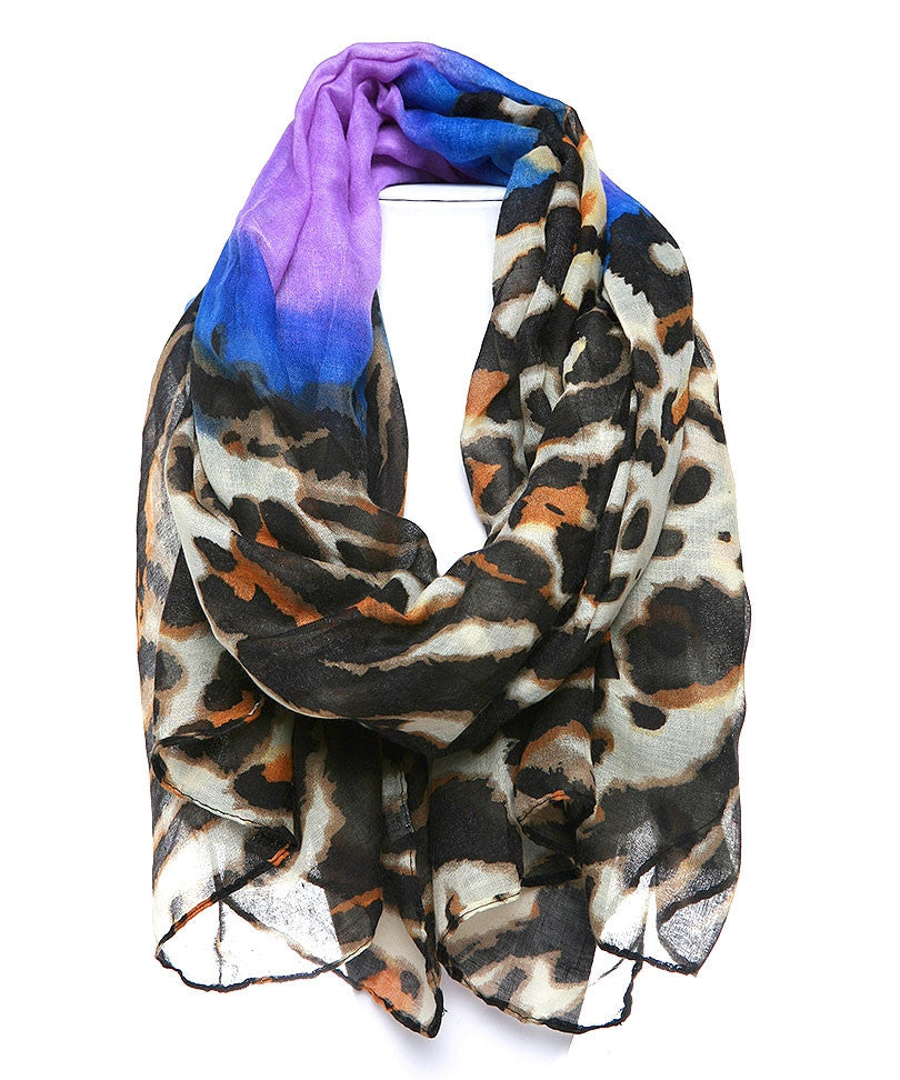 Leopard Printed Scarf - Fierce Finds Mobile Boutique  - 6