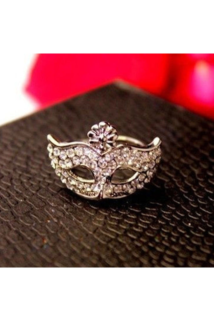 Mask Ring - Fierce Finds Mobile Boutique  - 1