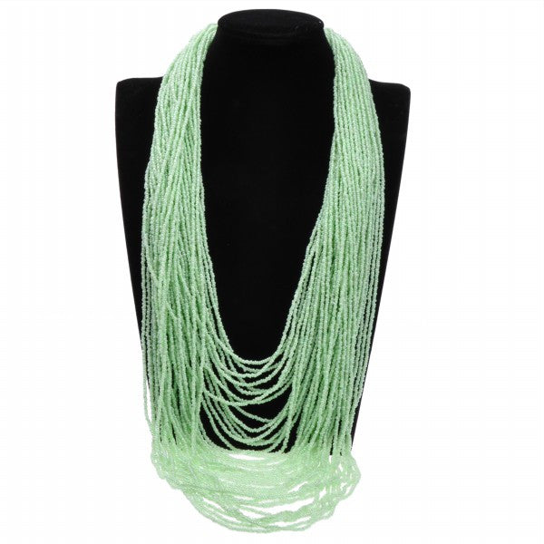 Handcrafted Multi-Strand Necklace - Fierce Finds Mobile Boutique  - 2