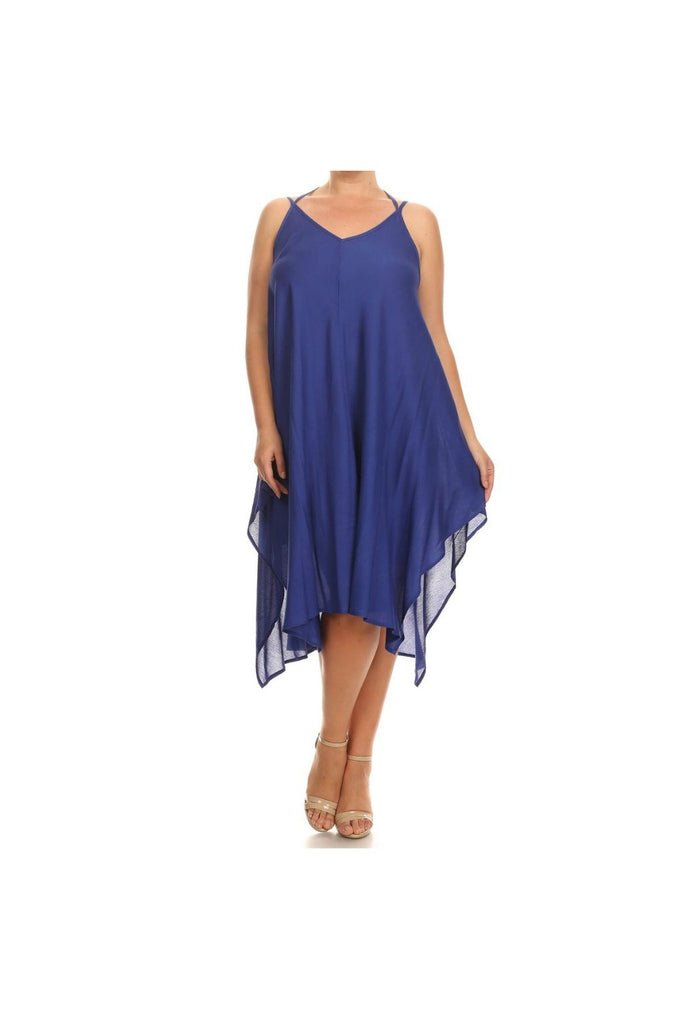 Easy Summer Plus Dress - Fierce Finds Mobile Boutique  - 6