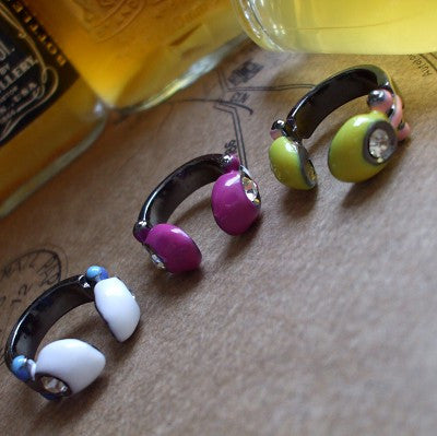 Headphone Ring - Fierce Finds Mobile Boutique  - 6
