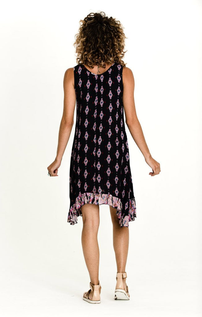 ALICE ASYMMETRICAL DRESS