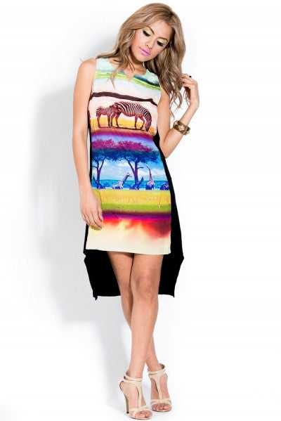 Wild Life Dress - Fierce Finds Mobile Boutique  - 5