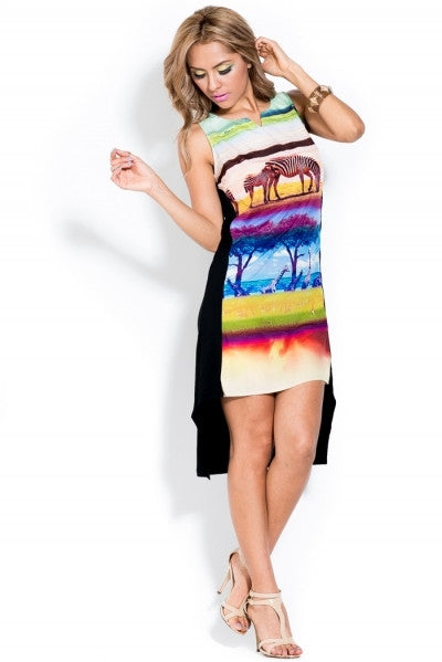 Wild Life Dress - Fierce Finds Mobile Boutique  - 8