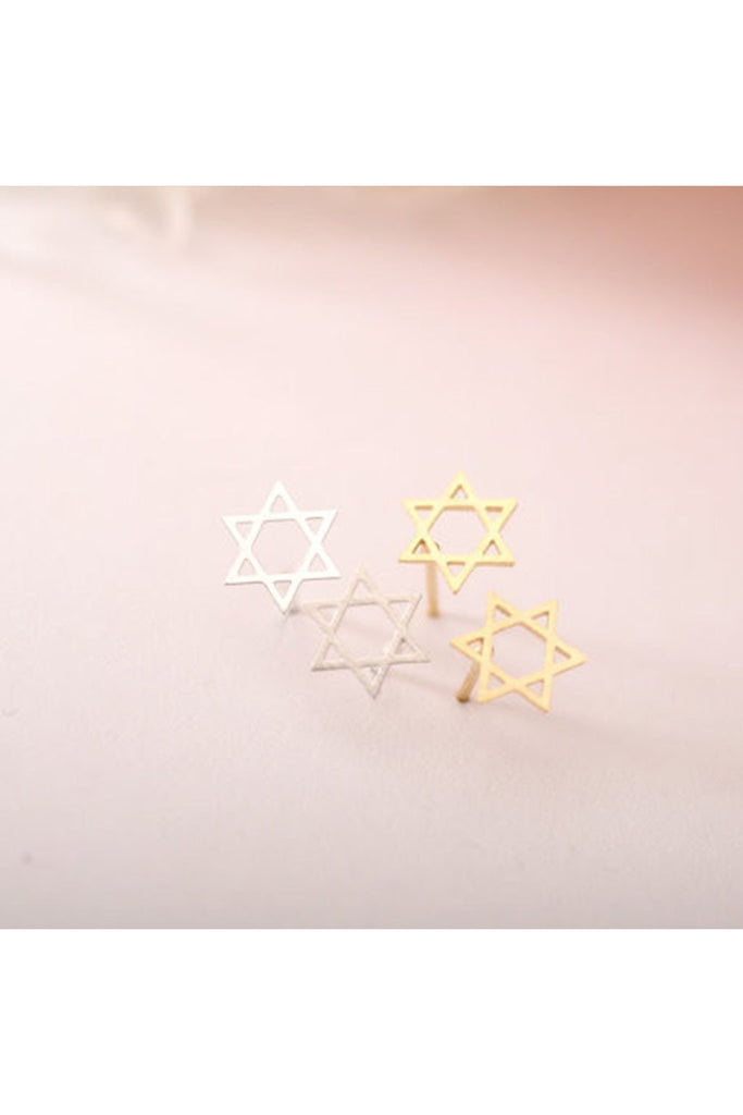 Star Earrings-EARRINGS-Fierce Finds Mobile Boutique