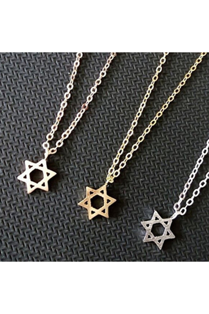 Star Necklace - Fierce Finds Mobile Boutique  - 1