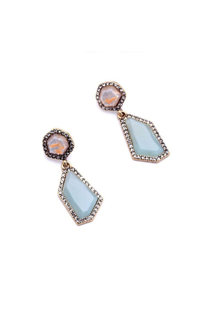 Stunning Dangle Earrings-EARRINGS-Fierce Finds Mobile Boutique