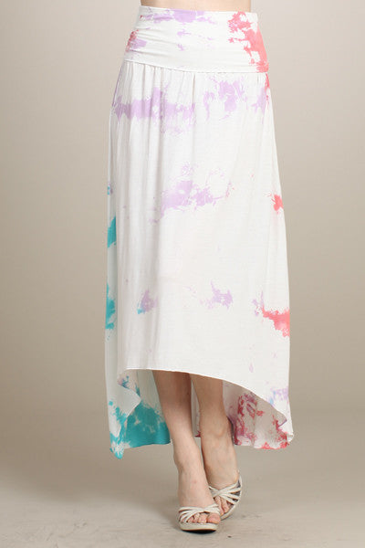 Soft Clouds 2-Way Maxi Dress - Fierce Finds Mobile Boutique  - 7