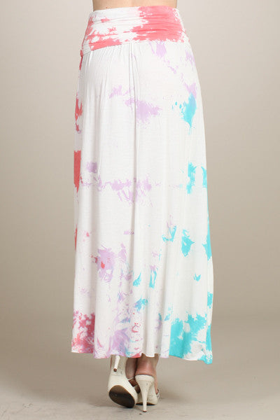 Soft Clouds 2-Way Maxi Dress - Fierce Finds Mobile Boutique  - 6