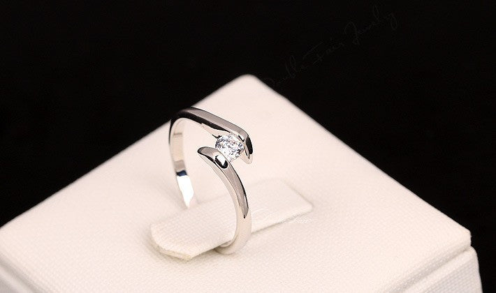 Single Crystal Ring - Fierce Finds Mobile Boutique  - 3