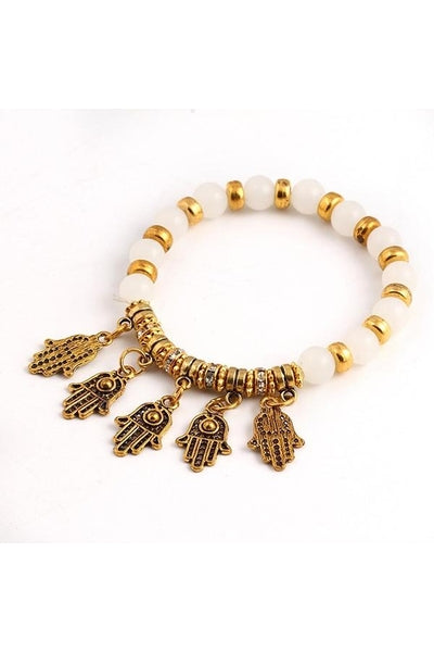 Hasma Charm Bracelet - Fierce Finds Mobile Boutique  - 2