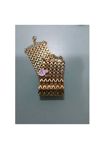 Zig Zag Bracelet - Fierce Finds Mobile Boutique  - 1