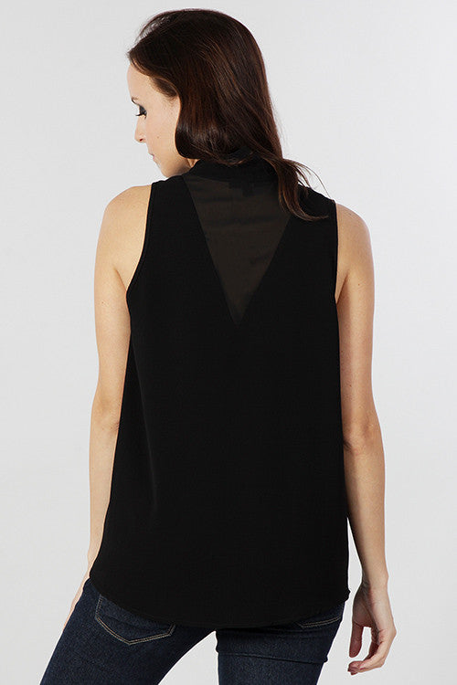Drape Wrap Top - Fierce Finds Mobile Boutique  - 4