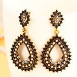 Beaded Drop Earring - Fierce Finds Mobile Boutique  - 4