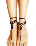 Handcrafted Barefoot Sandals - Fierce Finds Mobile Boutique  - 3