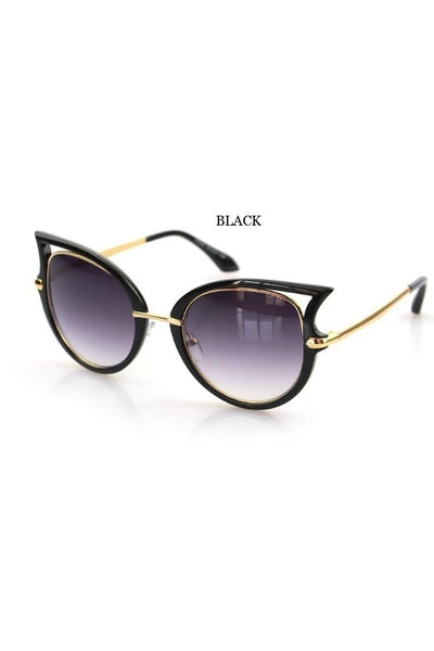 Cat Ear Sunglasses-Sunglasses-Fierce Finds Mobile Boutique