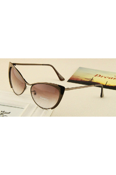 Cat Eye Tinted Sunglasses - Fierce Finds Mobile Boutique  - 14