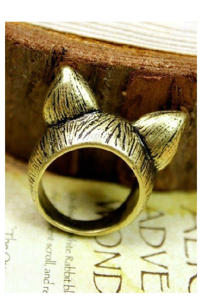 Cat Ear Rings - Fierce Finds Mobile Boutique  - 4