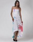 Soft Clouds 2-Way Maxi Dress - Fierce Finds Mobile Boutique  - 8