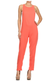 Side Sexy Jumpsuit - Fierce Finds Mobile Boutique  - 5