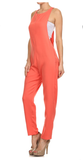 Side Sexy Jumpsuit - Fierce Finds Mobile Boutique  - 4