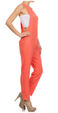 Side Sexy Jumpsuit - Fierce Finds Mobile Boutique  - 2