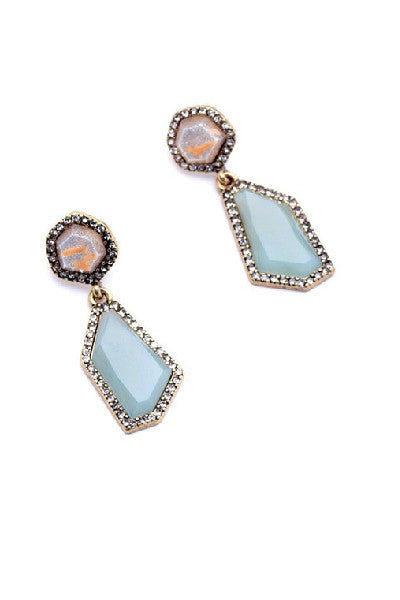 Stunning Dangle Earrings - Fierce Finds Mobile Boutique  - 3