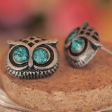 Owl Stud Earrings - Fierce Finds Mobile Boutique  - 8