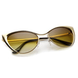 Cat Eye Tinted Sunglasses - Fierce Finds Mobile Boutique  - 9