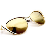 Cat Eye Tinted Sunglasses - Fierce Finds Mobile Boutique  - 7