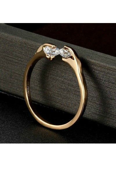 Midi Crystal Ring - Fierce Finds Mobile Boutique  - 3